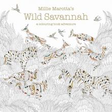 Millie Marotta Millie Marotta`s Wild Savannah