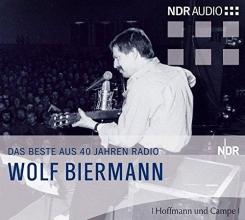 Biermann, Wolf Zu Gast beim NDR. 2 CDs