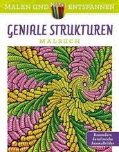 Agredo, Mary Malen und entspannen: Geniale Strukturen