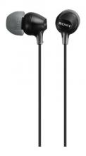 , Oortelefoon Sony EX15LP basic zwart