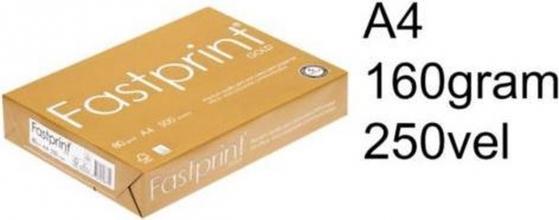 , Kopieerpapier Fastprint Gold A4 160gr wit 250vel