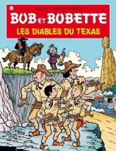 Willy  Vandersteen Bob et Bobette 125 Les diables du Texas