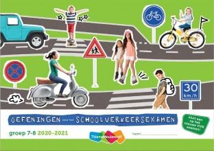 , Schoolverkeersexamen 2021-2022 Oefenboekje