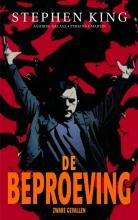 Stephen  King De beproeving 4 - Zware gevallen (graphic novel)