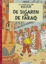 Hergé Kuifje Facsimile Kleur Hc04