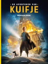 Hergé Kuifje Movie Album 01