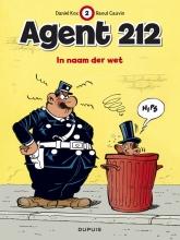 Daniël,Kox/ Cauvin,,Raoul Agent 212 02