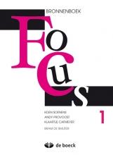 Focus 1 - Bronnenboek