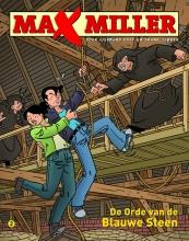 Frank Jonker IJsbrand Oost, Max Miller 2 - De orde van de blauwe steen