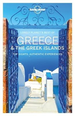 lonely planet,Best of Greece & the Greek Islands