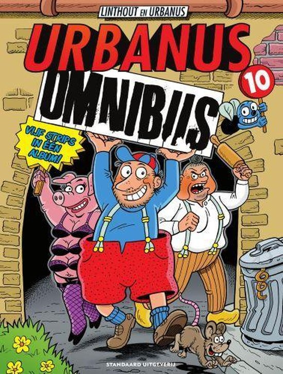 Willy Linthout, Urbanus,Omnibus 10