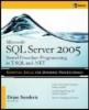 Sunderic, Dejan, Microsoft SQL Server 2005 Stored