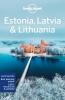 Lonely Planet, Estonia, Latvia & Lithuania part 8th Ed
