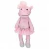 , Princess mimi, knuffel bella, 28 cm, nijlpaard