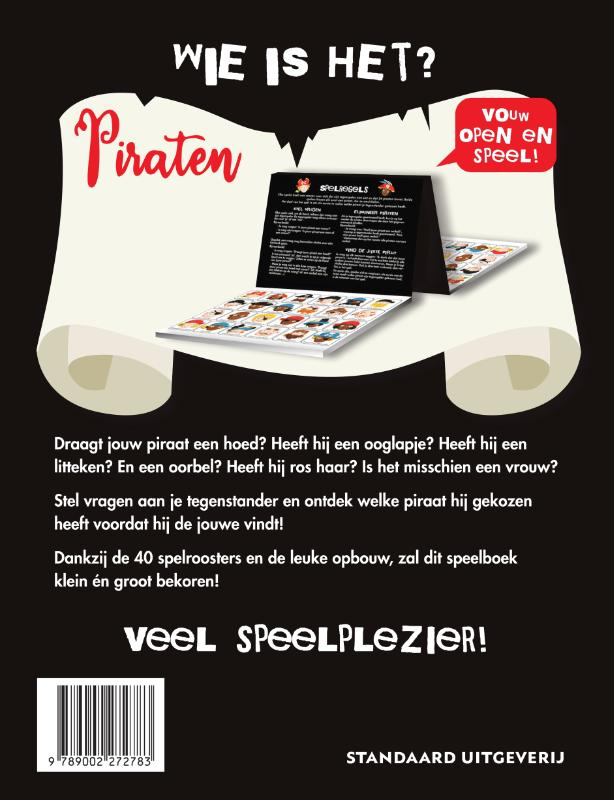 Lionel Darian,Wie is het ? Piraten