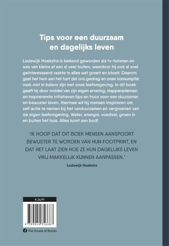 Lodewijk Hoekstra,Groen geluk