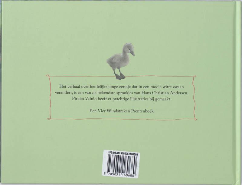 H.C. Andersen,Het lelijke jonge eendje
