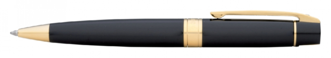 , Balpen Sheaffer 300 glanzend goud