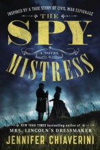 Chiaverini, Jennifer The Spymistress
