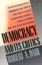 Robert A. Dahl,Democracy and Its Critics