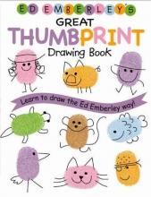 Emberley, Ed Ed Emberley`s Great Thumbprint Drawing Book