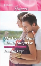 Faye, Jennifer The Greek`s Nine-month Surprise