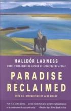 Laxness, Halldor,   Magnusson, Magnus Paradise Reclaimed