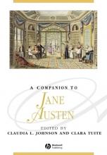 Johnson, Claudia L. A Companion to Jane Austen