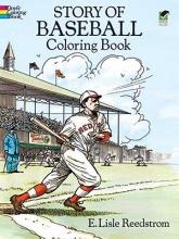 E. Lisle Reedstrom Story of Baseball Colouring Book