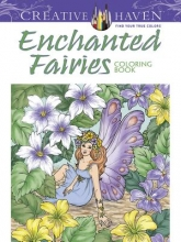 Enchanted Fairies Adult Coloring Book