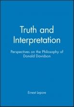 Lepore, Ernest Truth and Interpretation