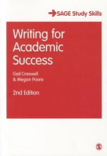 Gail Craswell,   Megan Poore Writing for Academic Success