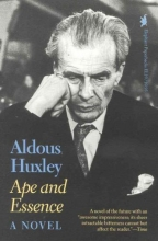 Huxley, Aldous Ape and Essence