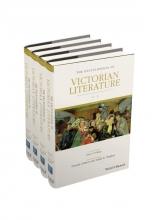 Felluga, Dino Franco The Encyclopedia of Victorian Literature, 4 Volume Set