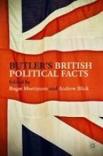 Roger Mortimore,   Andrew Blick Butler`s British Political Facts