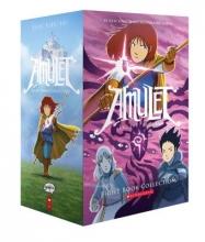 Kibuishi, Kazu Amulet #1-8 Box Set