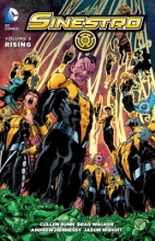 Bunn, Cullen Sinestro 3