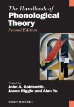 John A. Goldsmith,   Jason Riggle,   Alan C. L. Yu The Handbook of Phonological Theory