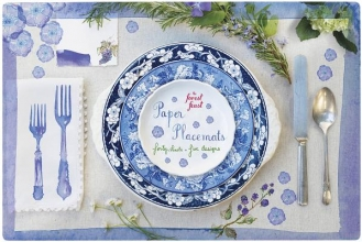 Gleeson, Erin The Forest Feast Paper Placemats