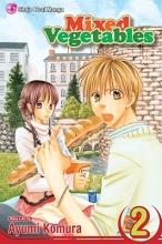 Komura, Ayumi Mixed Vegetables, Volume 2