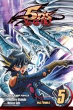 Hikokubo, Masahiro Yu-Gi-Oh! 5D`s, Vol. 5