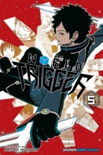 Ashihara, Daisuke World Trigger 5