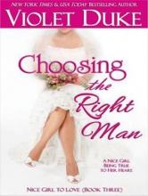 Duke, Violet Choosing the Right Man