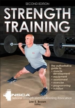 NSCA -National Strength & Conditioning Association Strength Training