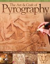 Lora S. Irish Art & Craft of Pyrography
