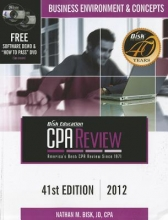 Bisk, Nathan M. CPA Comprehensive Exam Review
