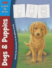 Walter Foster Publishing Learn to Draw Dogs & Puppies