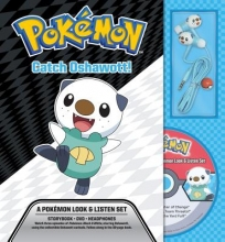 Neves, Lawrence Catch Oshawott!