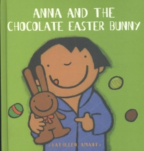 Amant, Kathleen Anna and the chocolate easter bunny