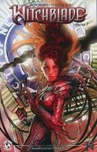 Marz, Ron Witchblade